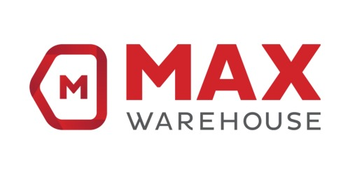 Max Warehouse coupon