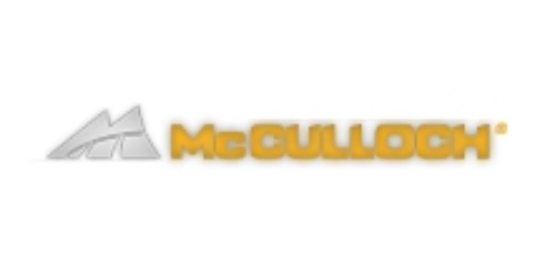 McCulloch International coupons