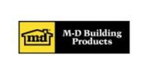 M-D Building Products coupons