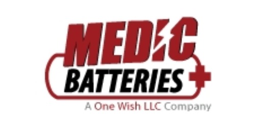 Medic Batteries coupons