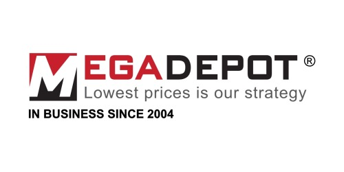 Mega Depot coupons
