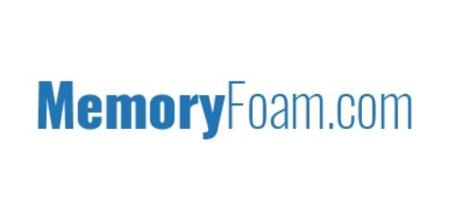 MemoryFoam.com coupons
