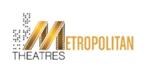 Metropolitan Theatres coupons