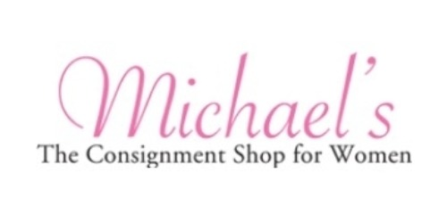 Michael's Consignment coupon
