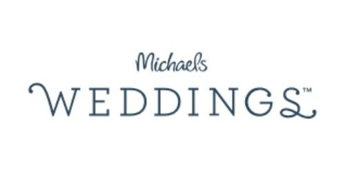 Michaels Weddings coupon