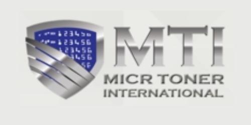 MICR Toner International coupons