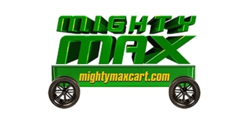 Mighty Max Cart coupons
