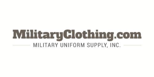 MilitaryClothing.com coupon