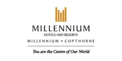 Millenium Hotels coupons