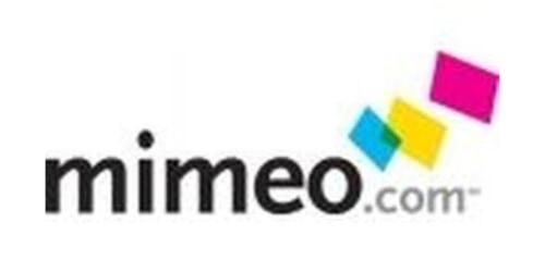 Mimeo coupons