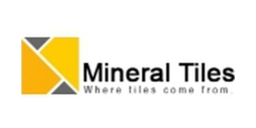 Mineral Tiles coupons