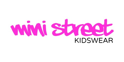 Mini Street Kidswear coupons