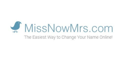 MissNowMrs.com coupons