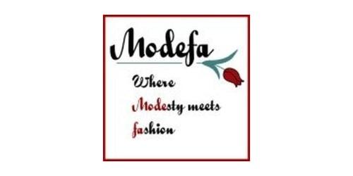Modefa USA coupons
