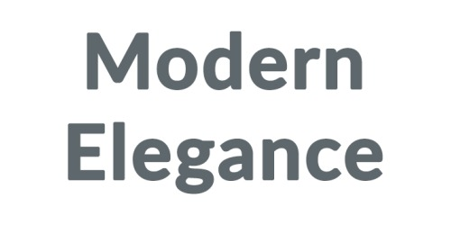Modern Elegance coupons