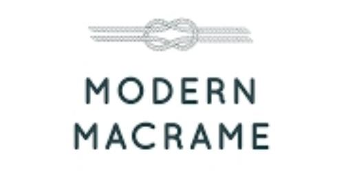 Modern Macrame coupons