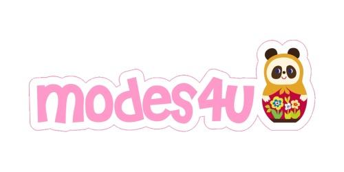 Modes4u coupons