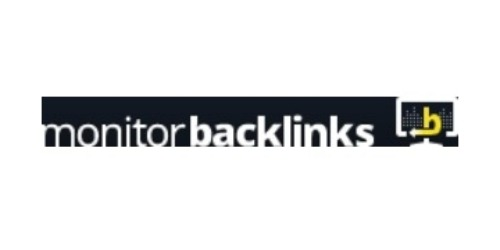 Monitorbacklinks coupons