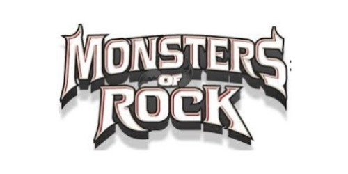Monsters of Rock Cruise coupons