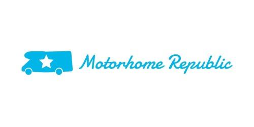 Motorhome Replublic coupons