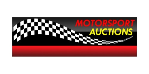 Motorsportauctions coupons