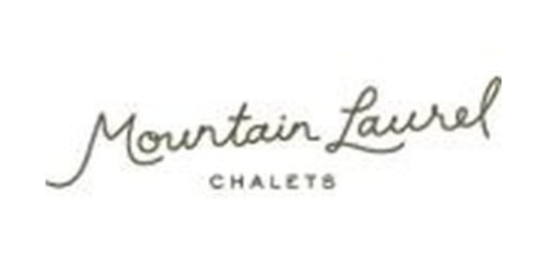 Mountain Laurel Chalets coupons