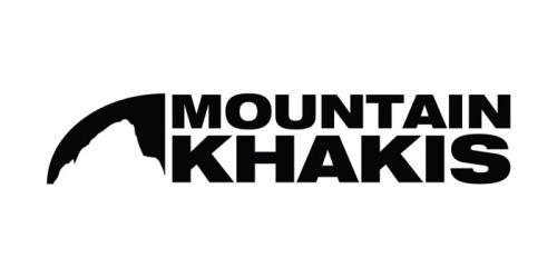 Mountain Khakis coupon