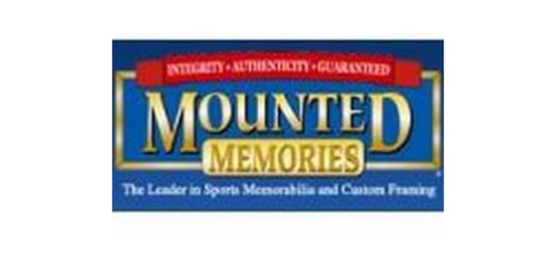 Mounted Memories coupons