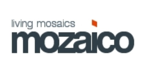 Mozaico coupons