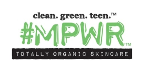 MPWR Skincare coupons