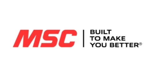 6496dfe542e5 50% Off MSC Promo Code (+11 Top Offers) Apr 19 — Mscdirect.com