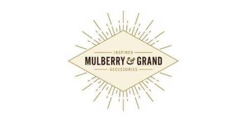Mulberry & Grand coupons