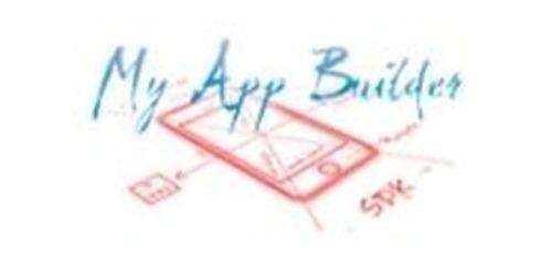 My App Builder coupons
