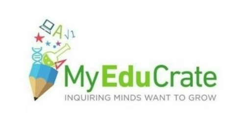 My Educrate coupon