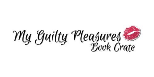 My Guilty Pleasures Book Crate coupons