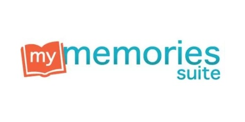 My Memories Suite coupons