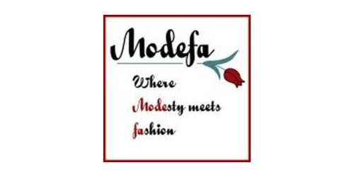 Modefa USA coupons