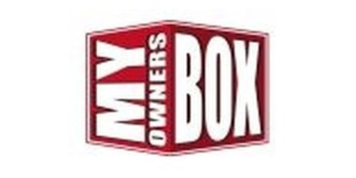 My Owners Box coupons