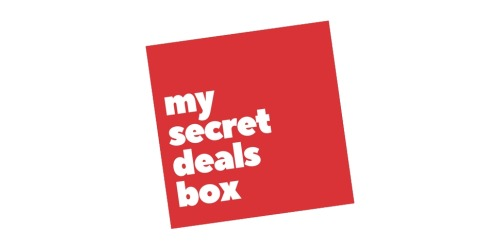 My Secret Deals Box coupon