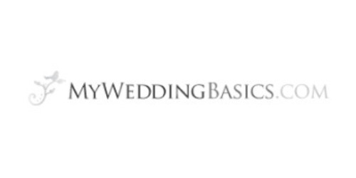 c60d54dc375c3 50% Off MyWeddingBasics.com Promo Code (+5 Top Offers) Mar 19
