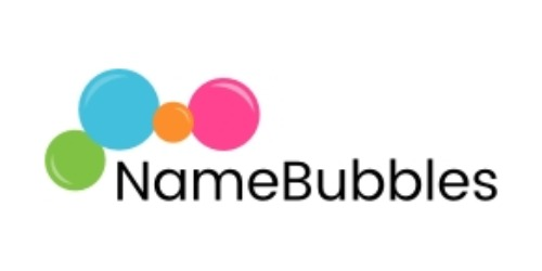Name Bubbles coupons