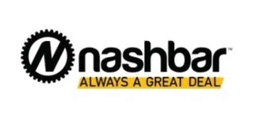 Nashbar coupon