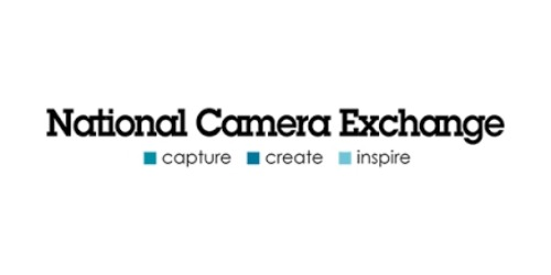 National Camera Exchange coupons