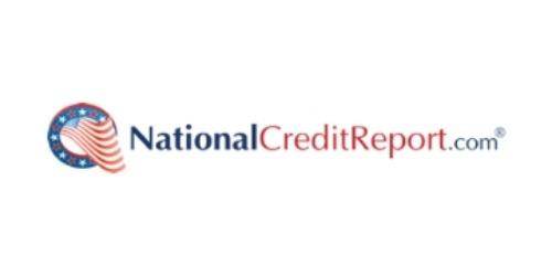 National Credit Report coupons