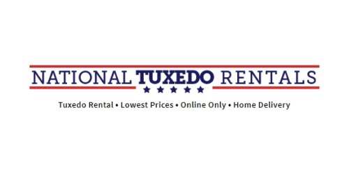 National Tuxedo Rentals coupons