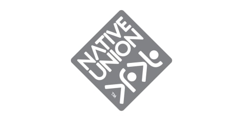 Native Union coupons