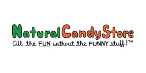 Natural Candy Store coupons