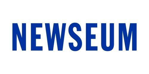 Newseum coupons