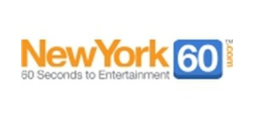 NewYork60.com coupons