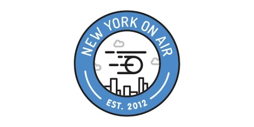 New York on Air coupon